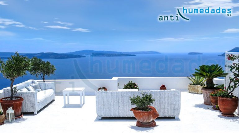 3 soluciones para aislar t rmicamente terrazas fachadas y for Materiales para terrazas