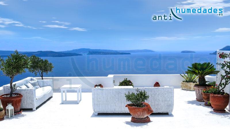 3 soluciones para aislar t rmicamente terrazas fachadas y tejados - Soluciones para terrazas ...
