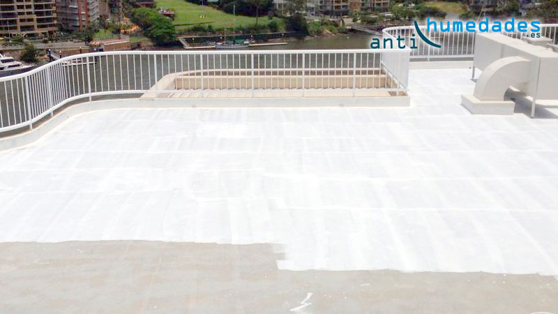 3 soluciones para aislar t rmicamente terrazas fachadas y - Impermeabilizar paredes interiores ...