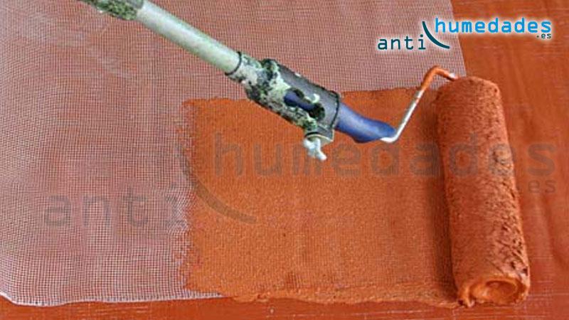 3 soluciones para aislar t rmicamente terrazas fachadas y - Caucho para tejados ...