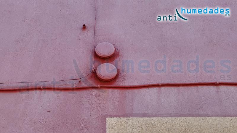 Una mala pintura además de deteriorarse con el tiempo no protege adecuadamente la fachada.... etc