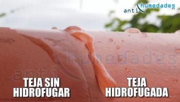 Impermeabilización de tejados con hidrófugos y pinturas impermeabilizantes